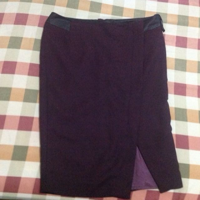 Marks and Spencer suit skirt