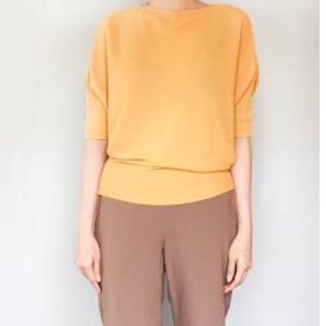 Marlan massimo honey top (brand new with tag)