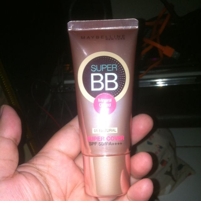 maybelline bb cream