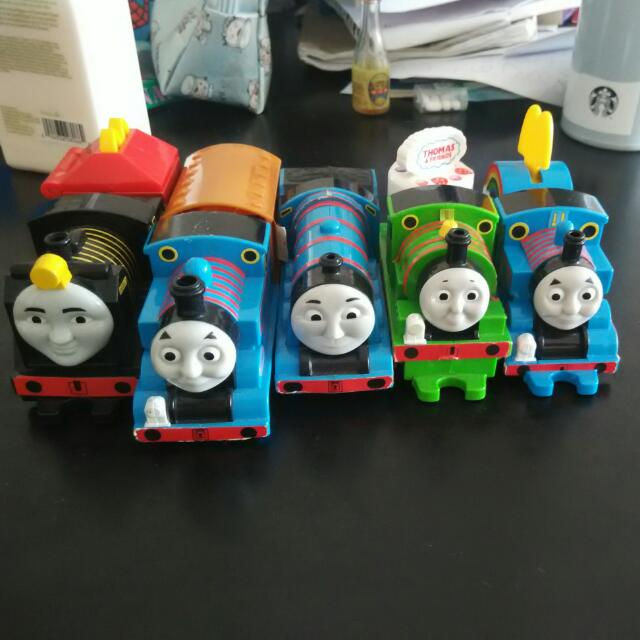 McDonald's​ Thomas And Friends Sey