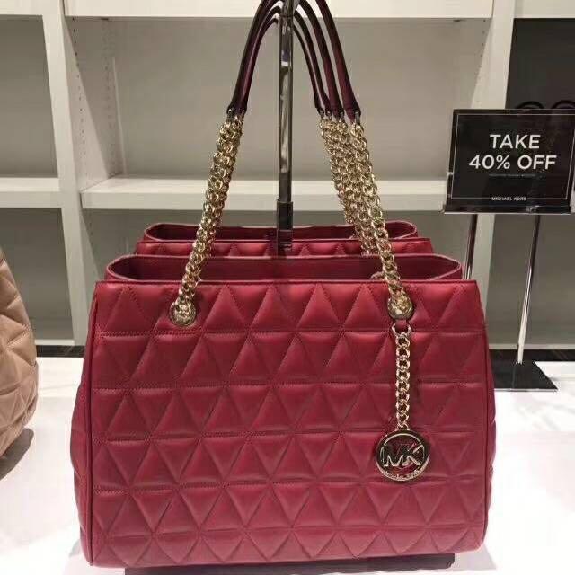 95f00f687515 Michael Kors Scarlett large Tote Bag, Luxury, Bags & Wallets on ...