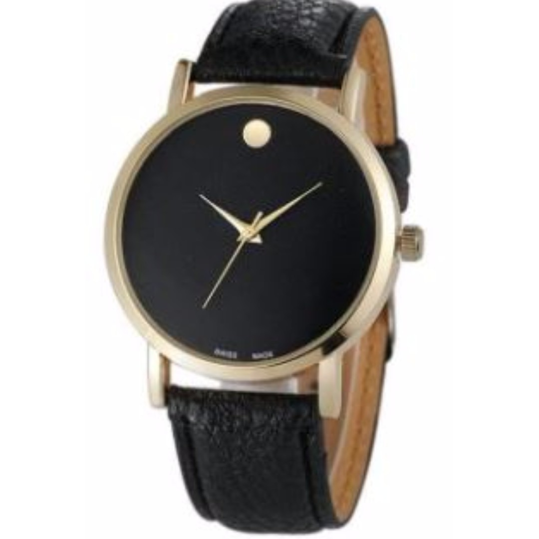Minimalist Classy Leather Female Watch Womens Fashion Watches On Fossil Es3862 Original Carousell