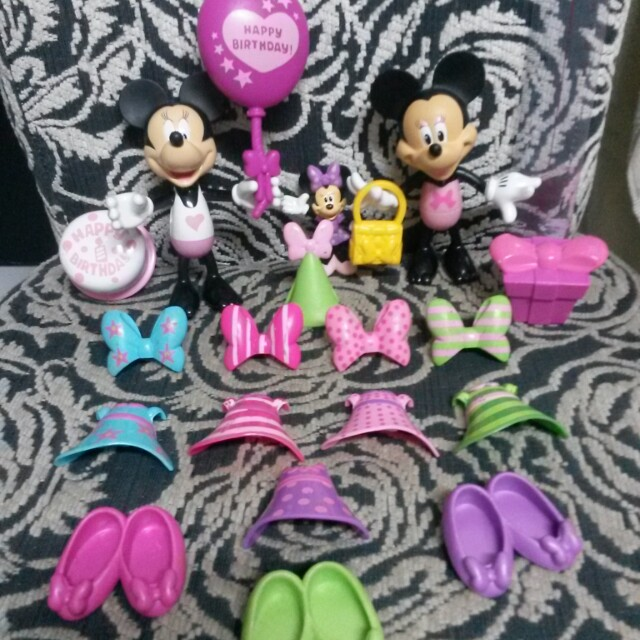 Minnie Mouse Mix and Match