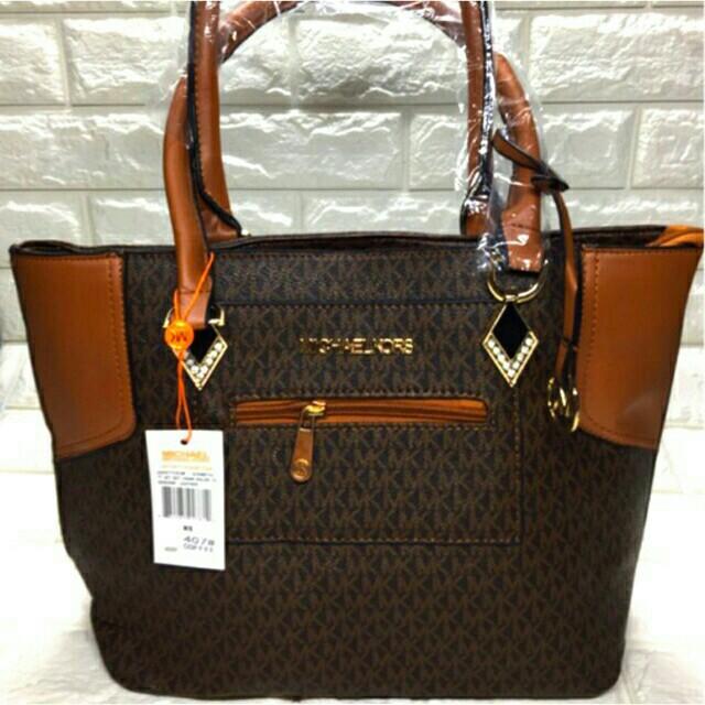 02bd6646e5e7 ... MK handshoulder bag, Preloved Womens Fashion, Bags Wallets Michael Kors  ...