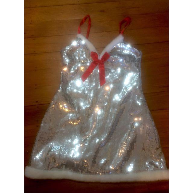 Mrs Claus costume! 🎅🏻🎄