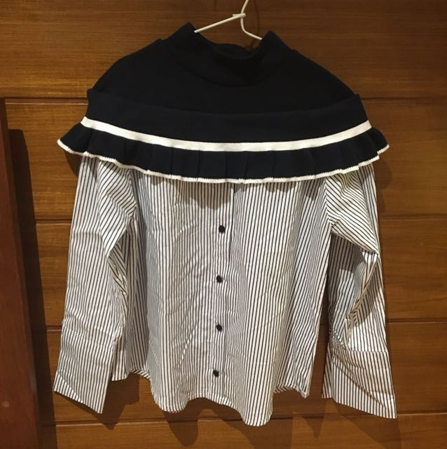 MUSK STRIPES TOP SIZE M