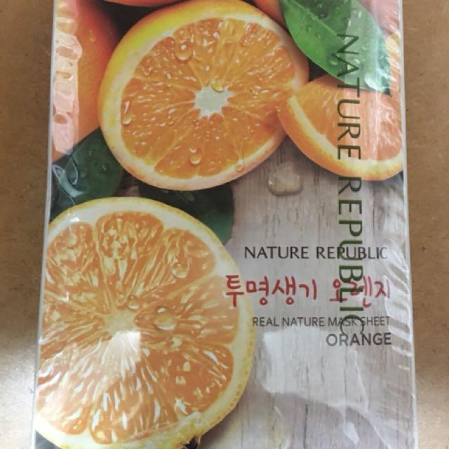Nature Republic - Orange Mask
