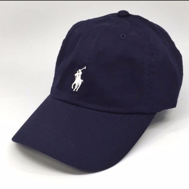 ec152b73 Navy blue Ralph Lauren Baseball cap, Men's Fashion, Accessories on ...