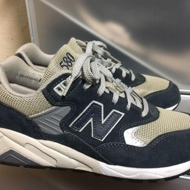 New Balance 580 海軍藍 us7.5
