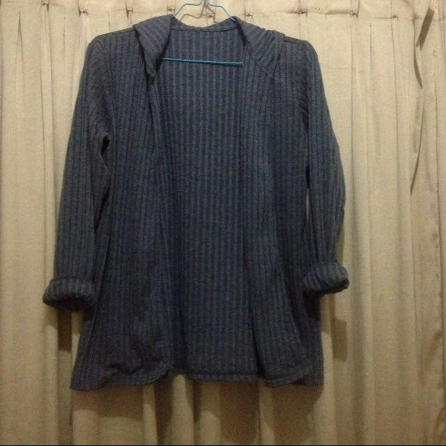 New cardigan rajut