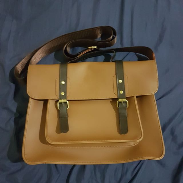 NEW! Messenger Bag