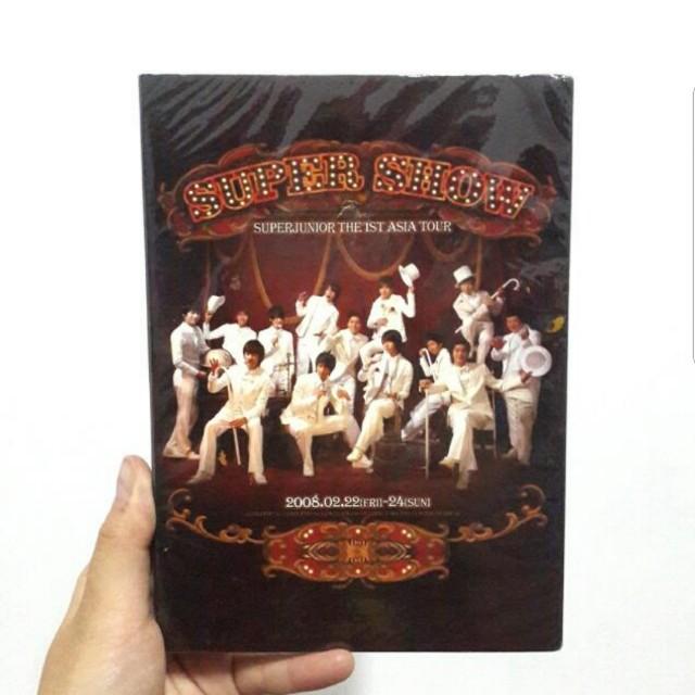 [NEW] Super Show First Asia Tour