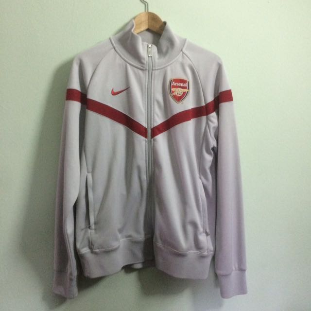 Nike Arsenal track jacket