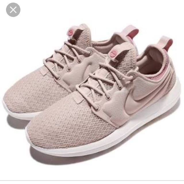Nike Roshe Two - Size 6 - Silt Red Pink