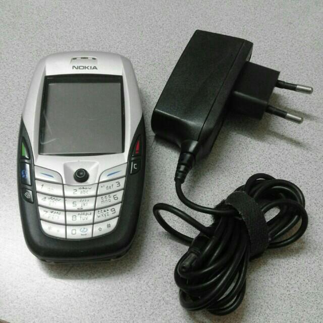 Nokia 6600 + free stuff