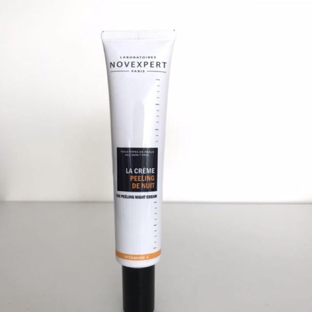 Novexpert The Peeling Night Cream