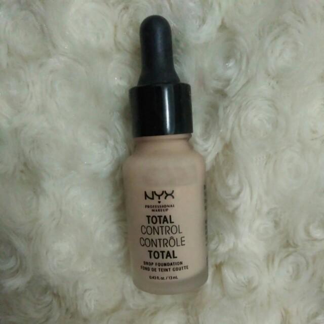Nyx total drop