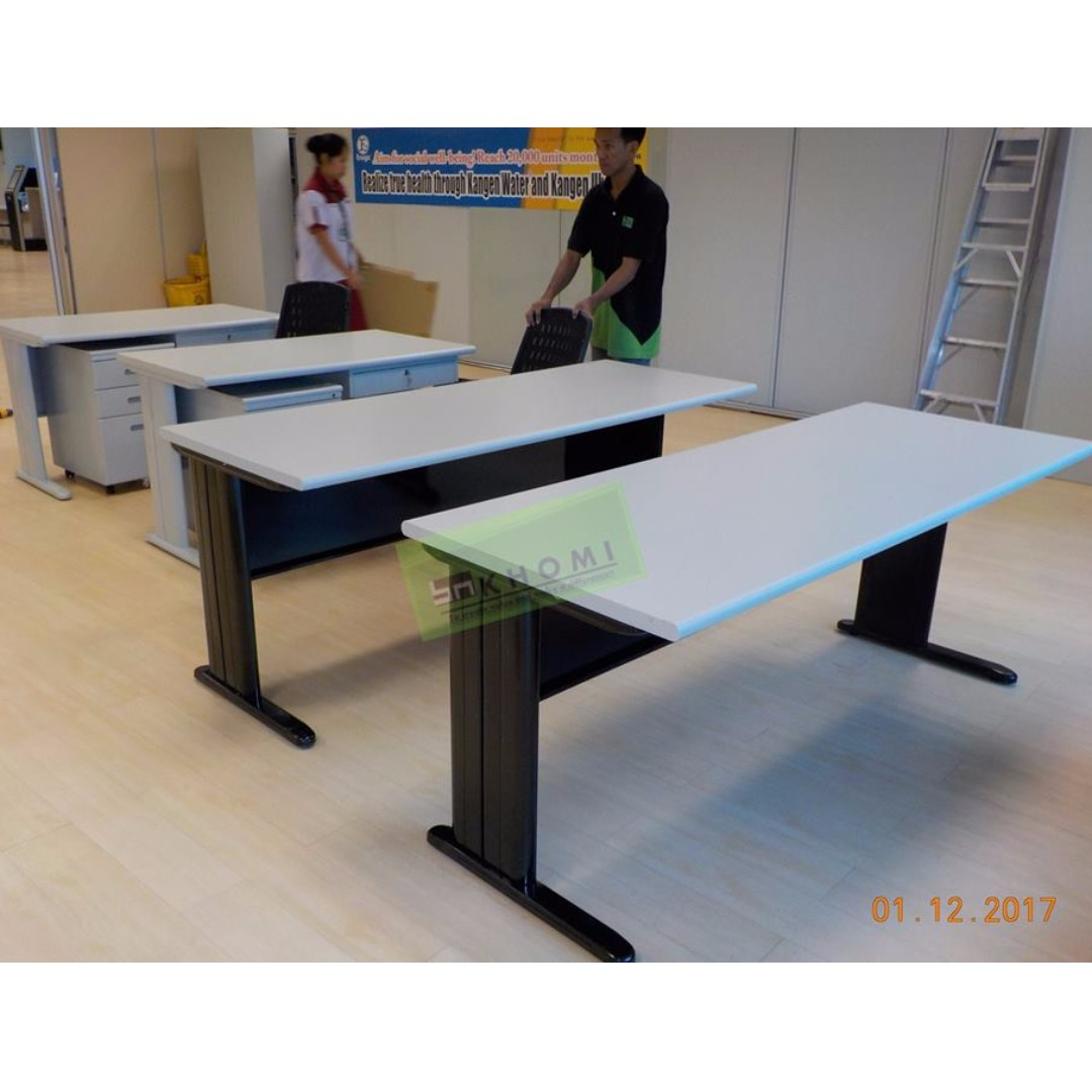 Beautiful ... Office Table :) Office Partition Furniture KHOMI   ...