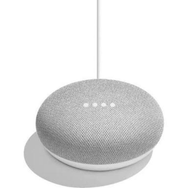 OPEN PO - Google Home Mini
