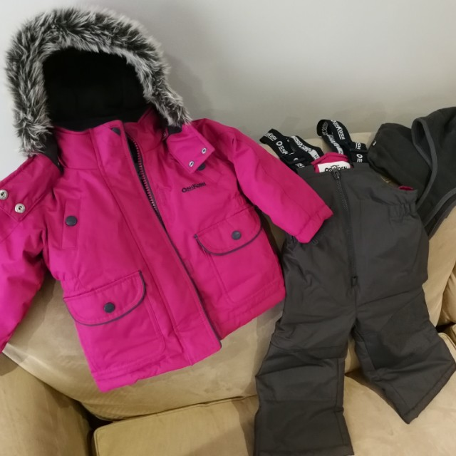 OSHKOSH B'GOSH 2-PIECE SNOWSUIT