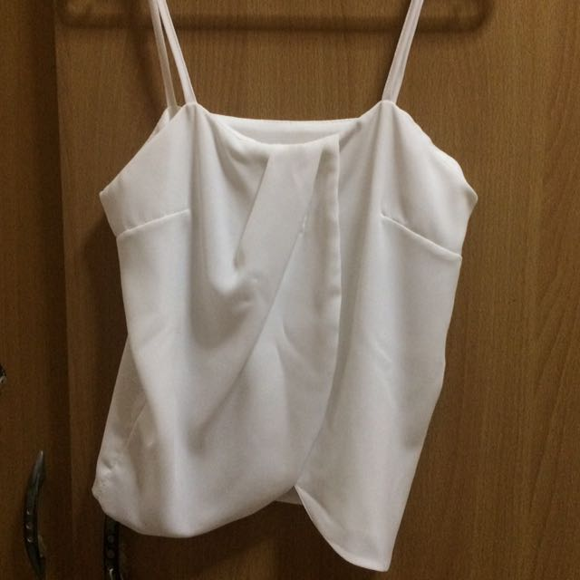 Overlapping cami top