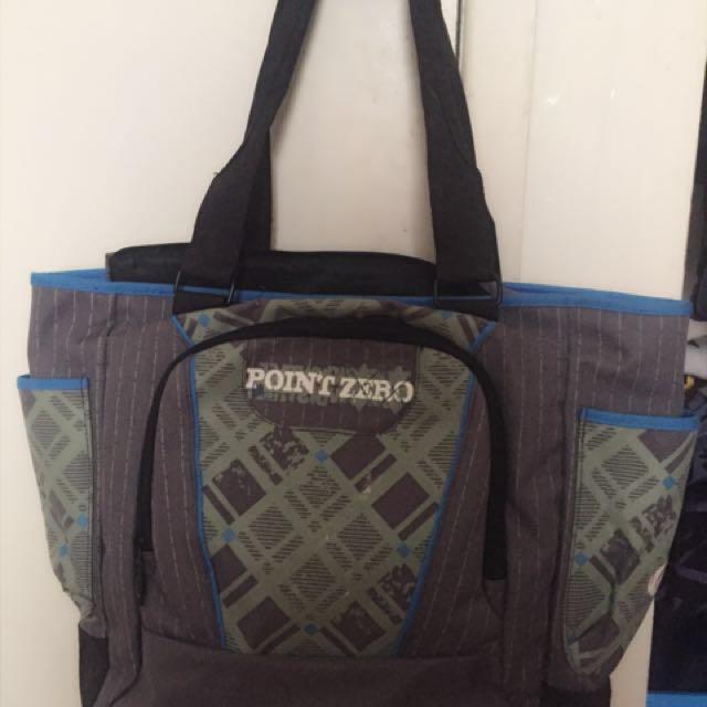 Point Zero Laptop bag