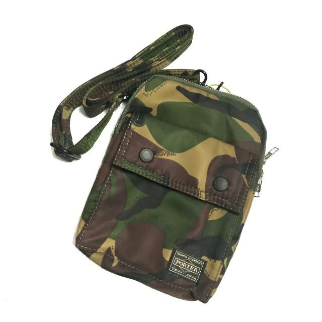 Porter Camo sling bag