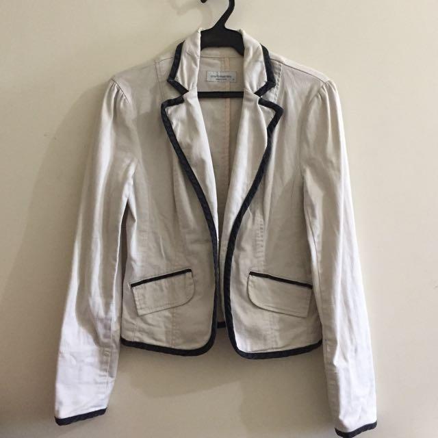 portmans beige coat/blazer