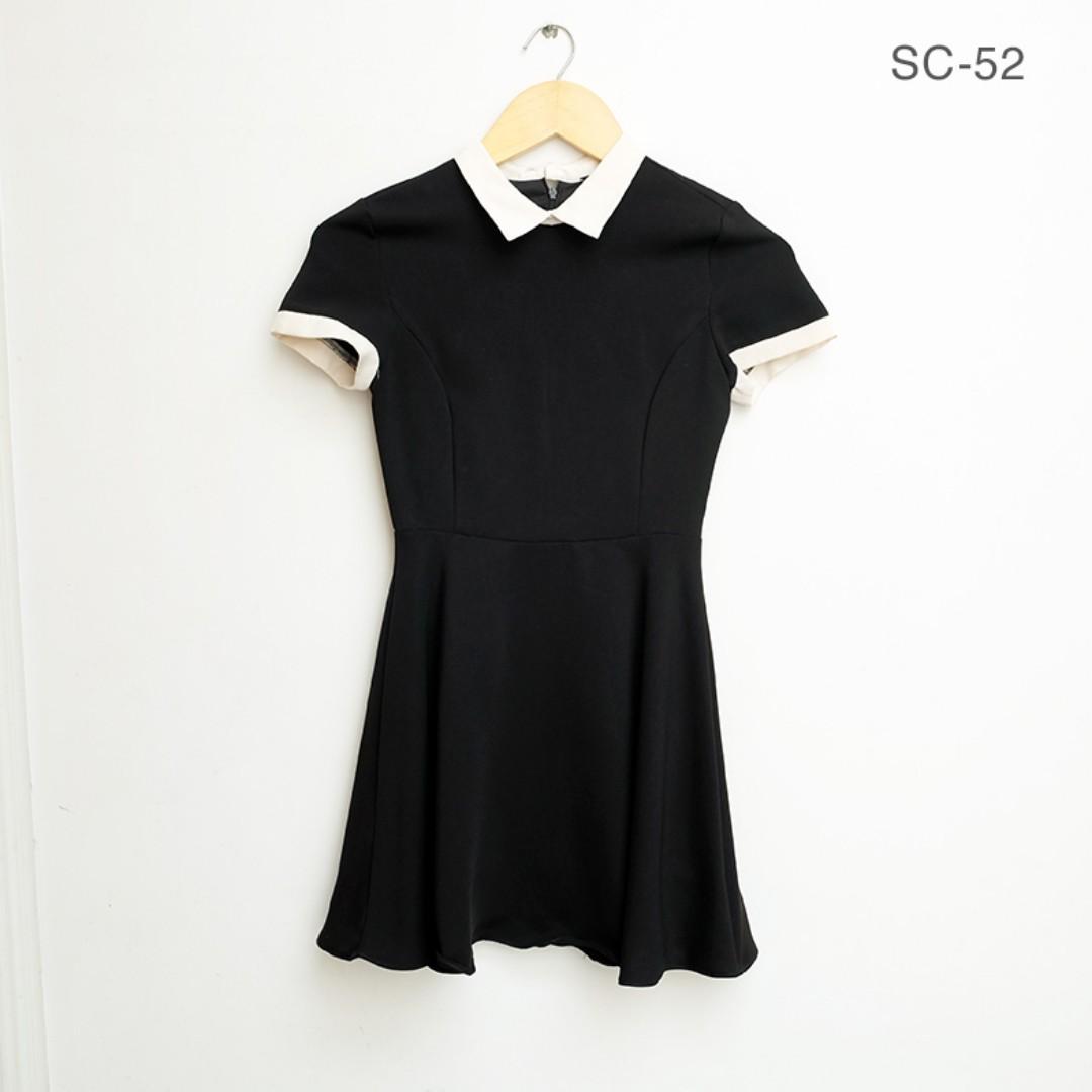 Preloved Dress Hitam ( Black )