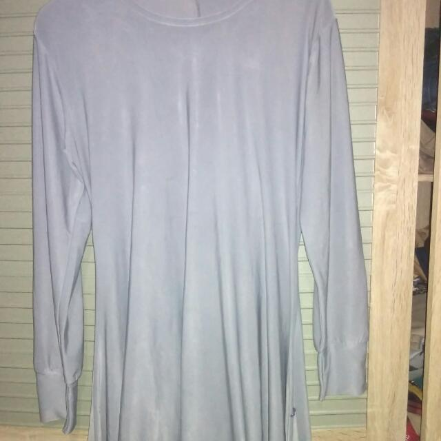 Preloved Tunik Kaos