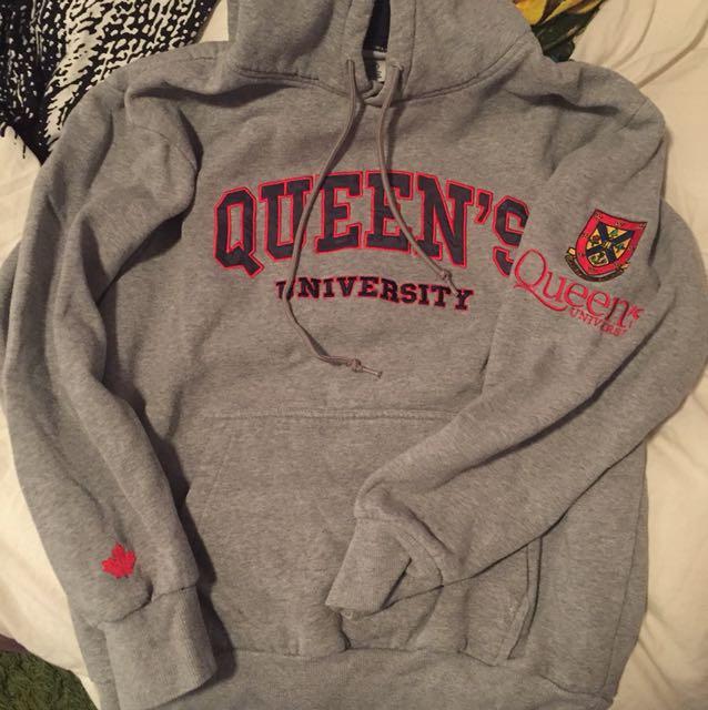 Queens University Sweater