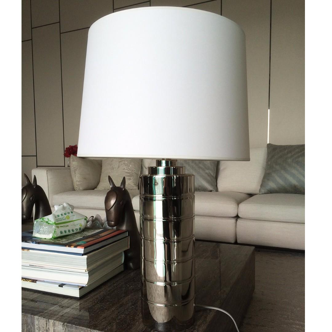 Ralph Lauren Lamp Furniture Home Decor On Carousell
