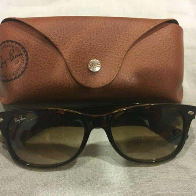 Rayban wayfarer RB2132 original Ray-Ban sunglasses #PBF80