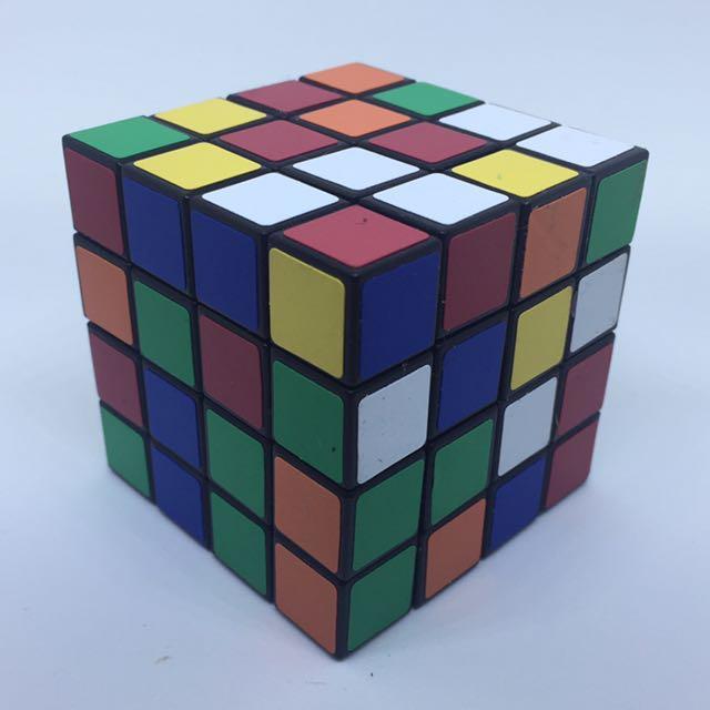 Rubic Cube 4x4