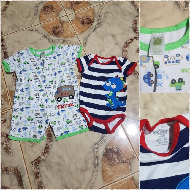 SALE! Babie's Romper and Onesie Set