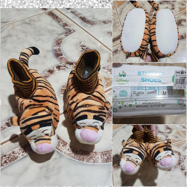 SALE! Disney's Tigger Infant Shoes