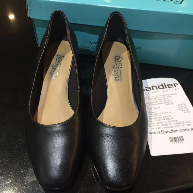 Sandler workwear shoes