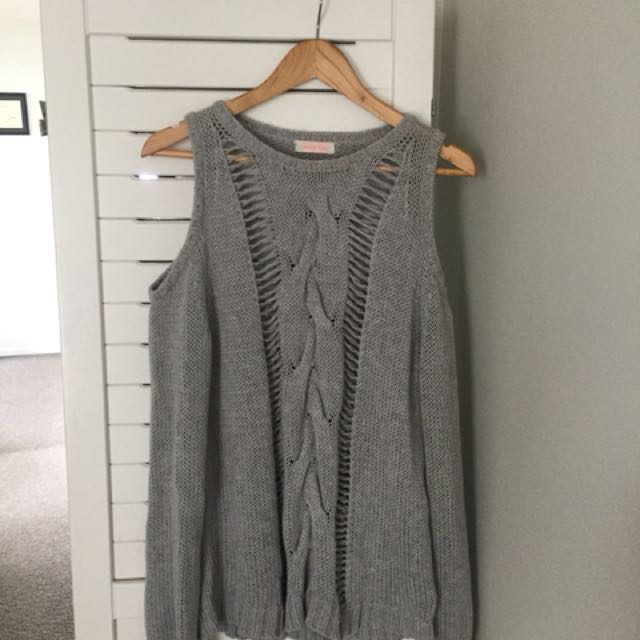Sass & Bide Knitted Top