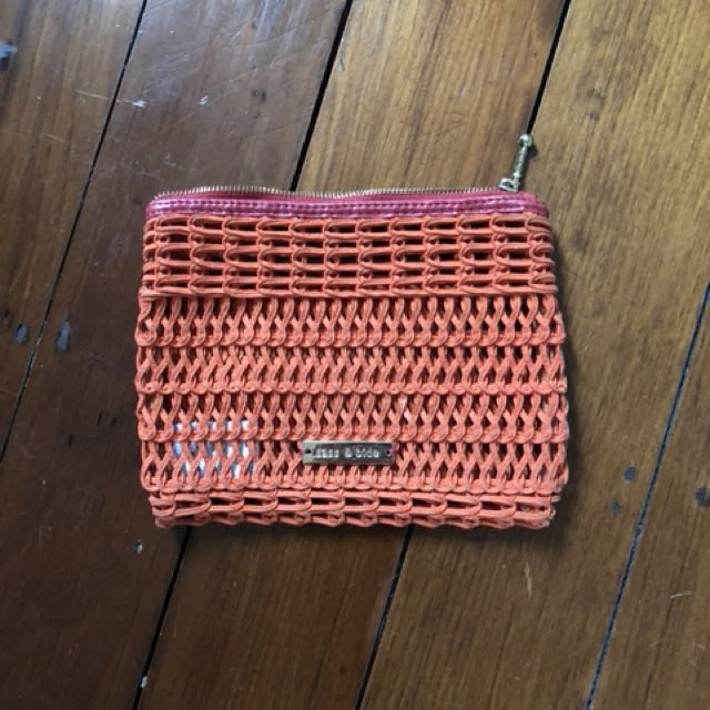 Sass and bide pouch