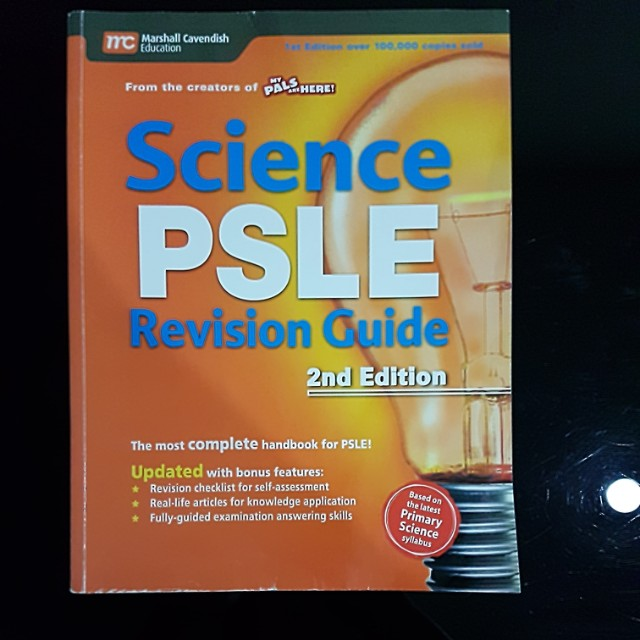 Science psle revision guide 2nd ed books stationery textbooks photo photo photo fandeluxe Gallery