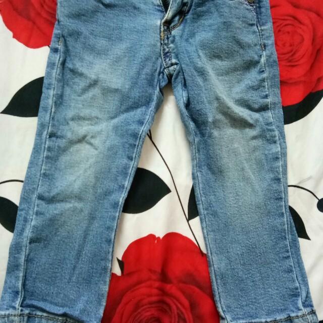 Seluar jeans kids girl
