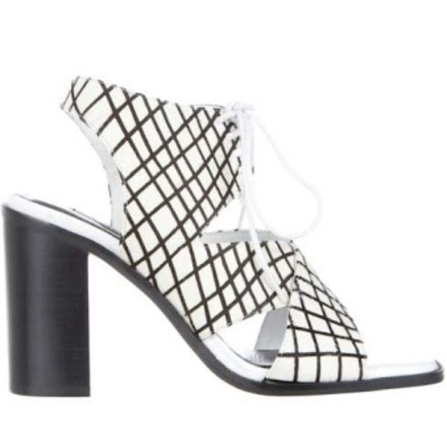 Senso Wilba II Lace Up Block Heels