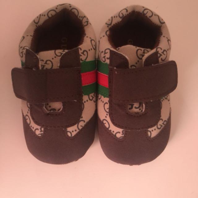 Sepatu Bayi / Baby Shoes GUCCI