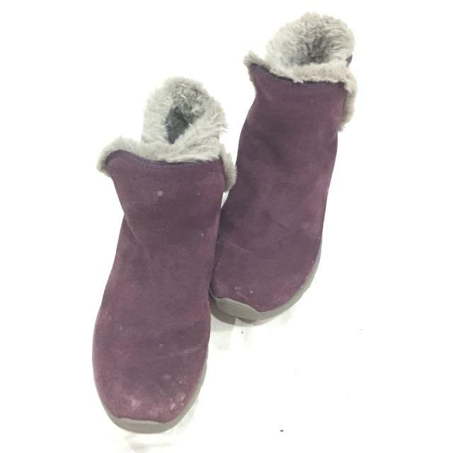 Sketchers Boot Gen3 Purple