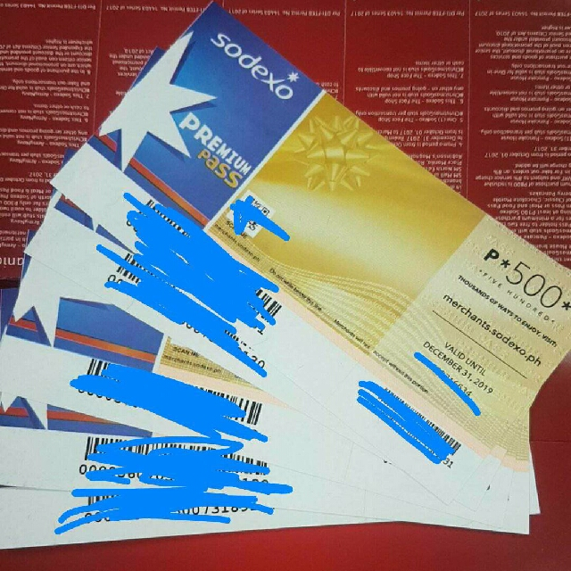 Costco Auto Program >> Sodexo Gift Certificate Philippines - Gift Ftempo