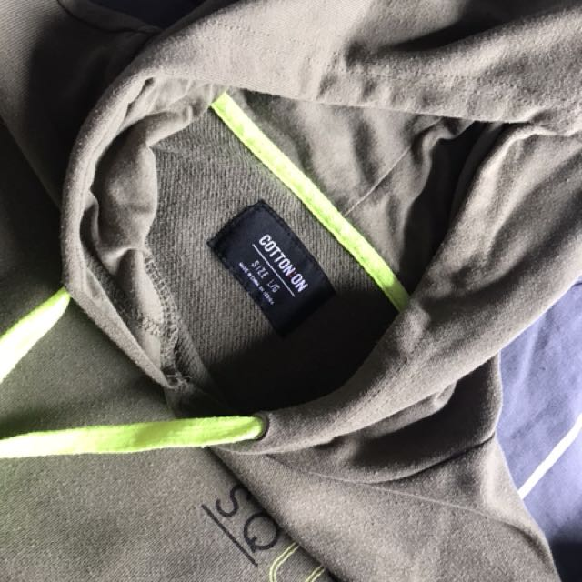 Squad hoodie
