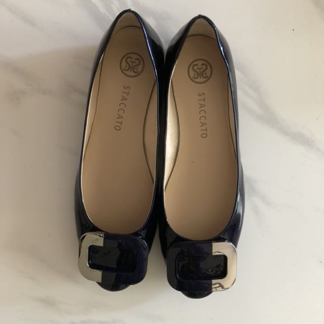 new Staccato Staccato Fashion Court Shoes Navy find great for sale where can i order cheap buy authentic sale discount VFJzgHhW71