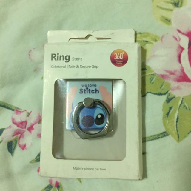 Stitch Phone/Ring Holder