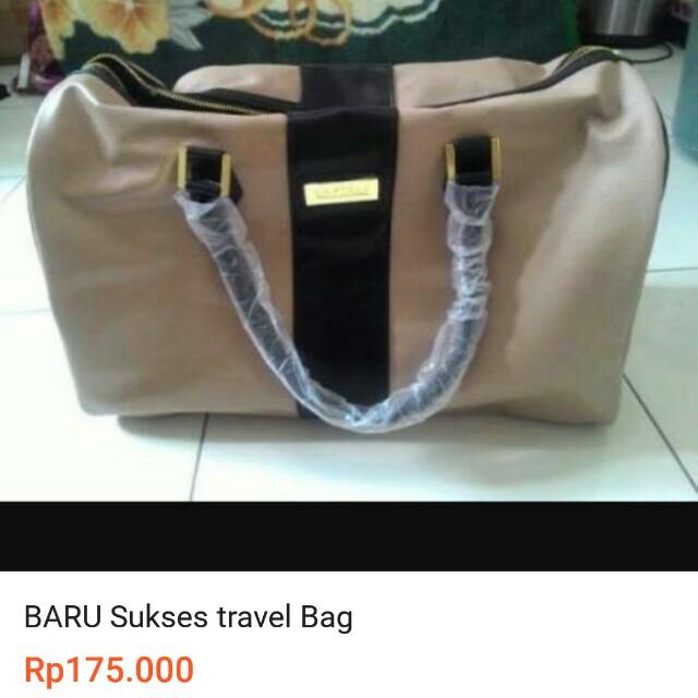 Sukses travel bag