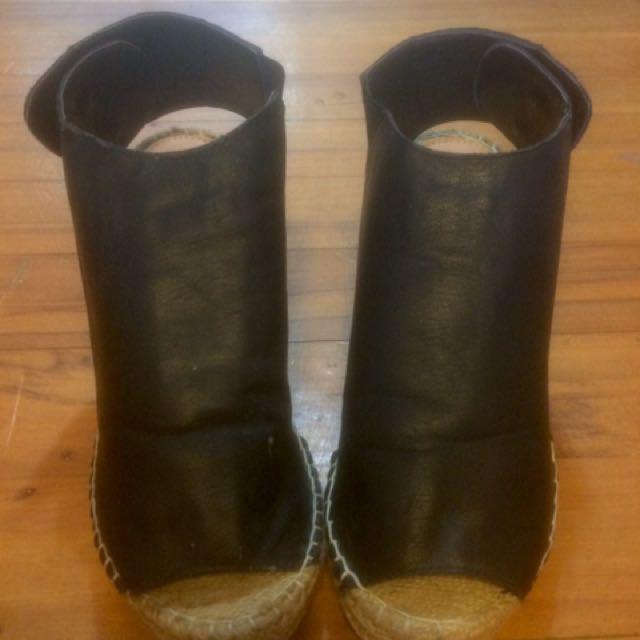 Summer Wedged Heels!